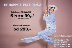 Be Happy Pole Dance